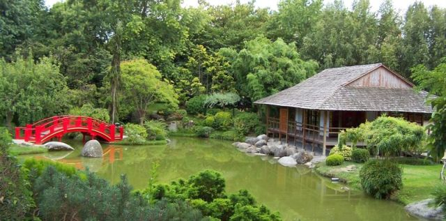 Jardins D Inspiration Japonaise