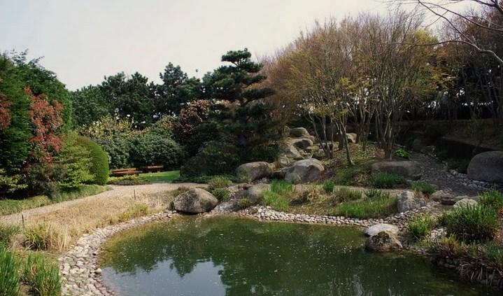 Jardins d 39 inspiration japonaise - Jardin japonais le havre ...