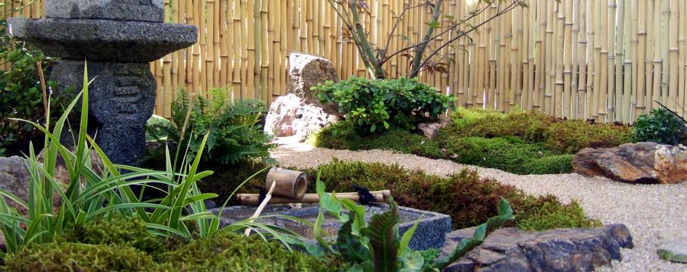 Terrasse style jardin japonais - Amenager un coin zen dans le jardin ...